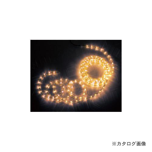 ジェフコム JEFCOM LEDソフトネオン 4.0m 黄(ロッドのみ) PR3S-E24-04YY