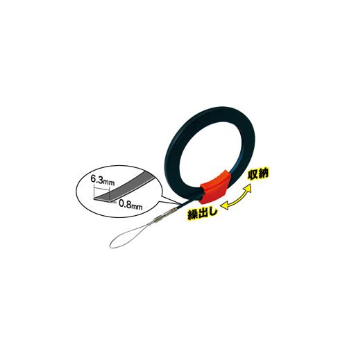 OAフロアー 天井裏等の狭いところの配線に最適 デンサン フラットスチール釣り名人 新色 SPJ-6807 DENSAN 至上