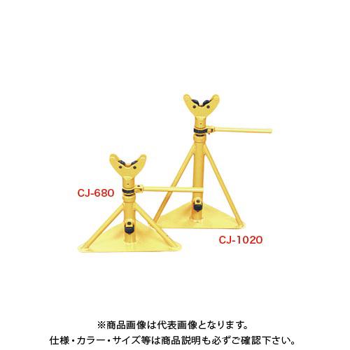 【12/5限定 ストアポイント5倍】【直送品】デンサン DENSAN ケーブルジャッキ(2台セット) CJ-680