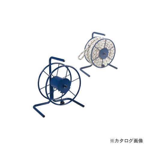 【直送品】デンサン DENSAN ロープリール RDL-450