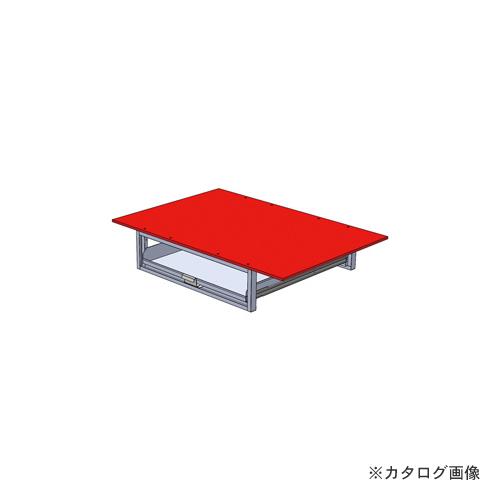 【直送品】デンサン DENSAN バンキャビネット(ワイド引き出し) SCT-W04