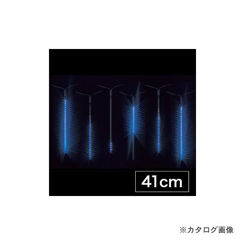 ジェフコム JEFCOM LEDフォール 41cmタイプ・青 SJ-E0940-B