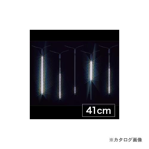 ジェフコム JEFCOM LEDフォール 41cmタイプ・白 SJ-E0940-W