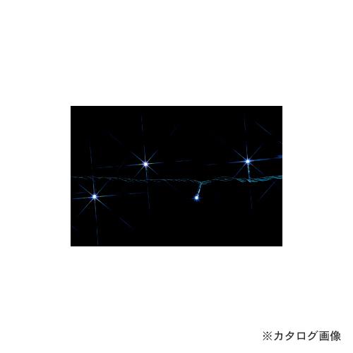 ジェフコム JEFCOM LEDストリングフォール10m(白・白) SJ-S05-10WW