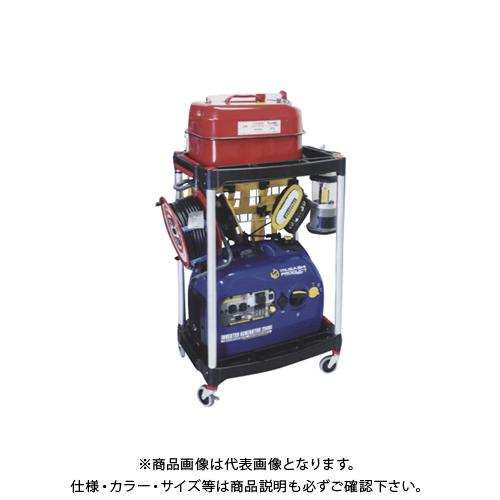 【運賃見積り】【直送品】ムサシトレイディング 防災ワゴン Mタイプ ING2500iM