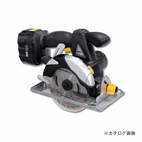 PAOCK 充電式木工用丸のこ PMD-12WCS