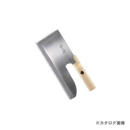 切れ者ステン金号麺切包丁 左 A-1043