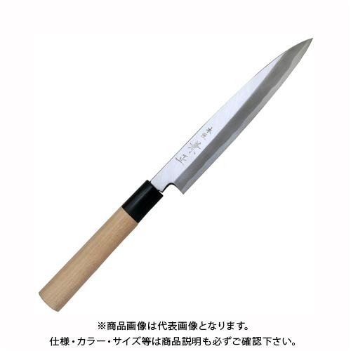 関兼常 本匠 兼正 Gシリーズ 霞研 水牛口付 朴柄 和包丁 柳刃 G-01