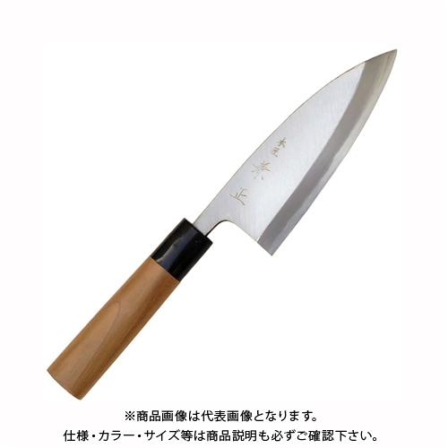 関兼常 本匠 兼正 Gシリーズ 霞研 水牛口付 朴柄 和包丁 相出刃 G-29