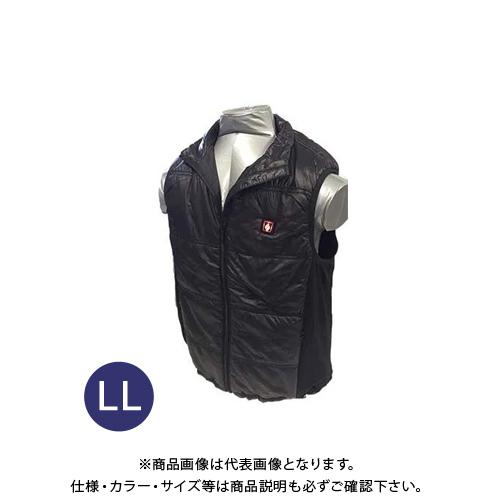 PROMOTE 速暖!ヒートベストIII LLサイズ(3400mA) PHBIII/LL