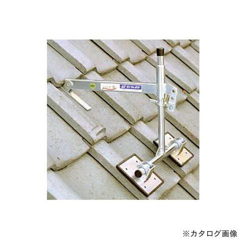 【運賃見積り】【直送品】 伊藤製作所 123 屋根用足場 いらか2 (2台) HL-30W