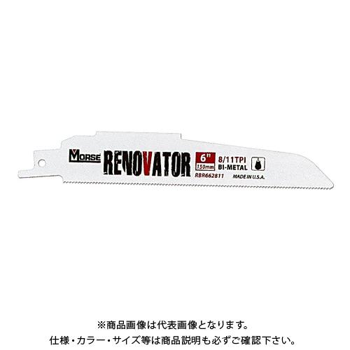 M.K. モールス レノベーター・バイメタル・セーバーソー・ブレード(リフォーム・解体用)RBR1262811T20