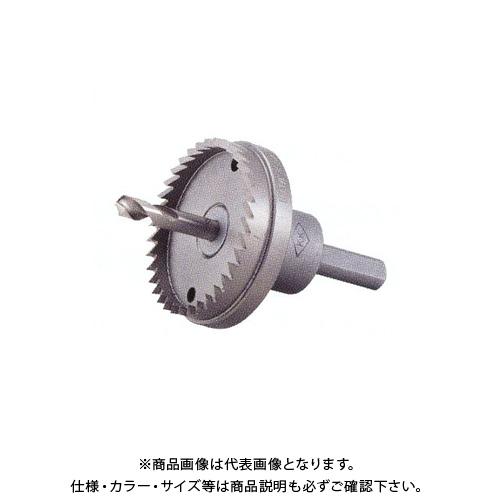関西工具製作所 ハイスホールソー 81mm 1個 D100000081