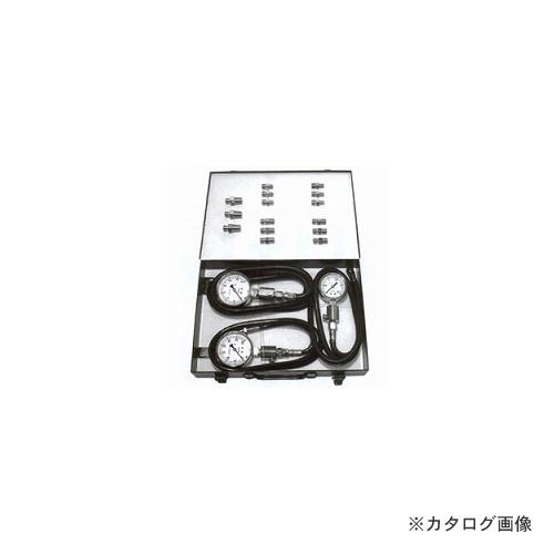 東洋テック NPA 油圧計3点セット(低圧・高圧用) CT-3S