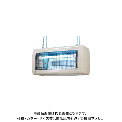 SANKO(三興電機) インセクトキール 屋外軒下用電撃殺虫器 防雨構造 FS15210