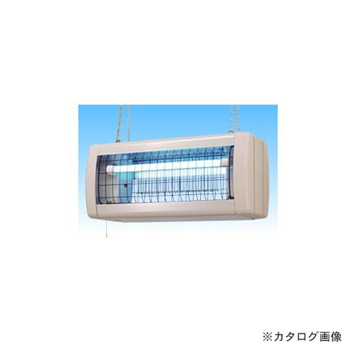 【直送品】SANKO(三興電機) インセクトキール 屋外軒下用電撃殺虫器 防雨構造 FS20214