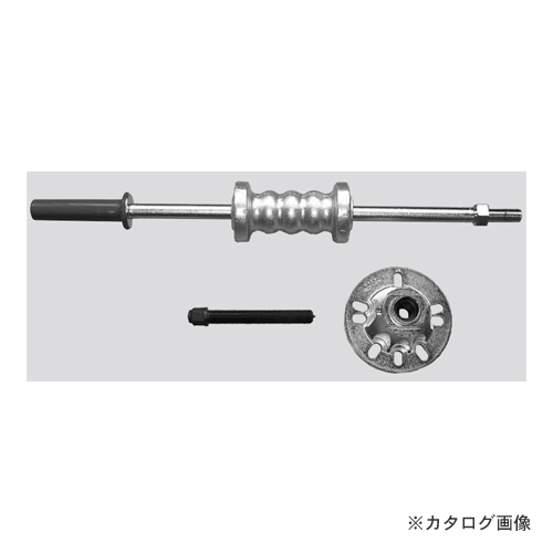 江東産業 KOTO 固定型 フロントハブ&リヤシャフトプーラー KP-106