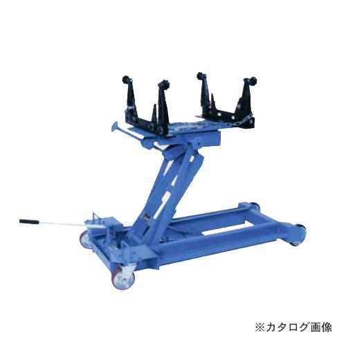 【直送品】【車上渡し】長崎ジャッキ ミッションジャッキ 大型車向け M-1800