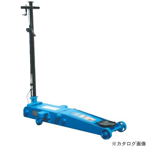 【直送品】【車上渡し】長崎ジャッキ 低床エアーガレージジャッキ ミドルタイプ NLA-2P