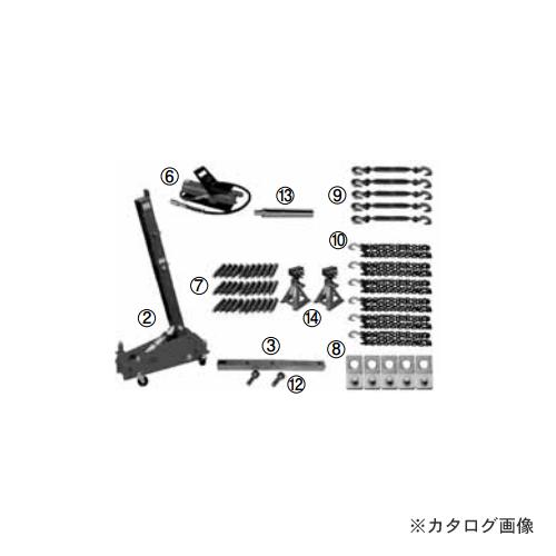 【直送品】江東産業 KOTO プーリングタワーセット スタンダードタイプ PT-800C