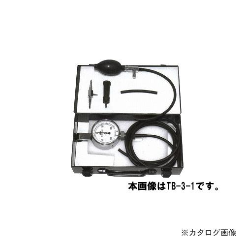東洋テック NPA コンパウンドゲージ(100KPa X -100KPa) TB-3-1