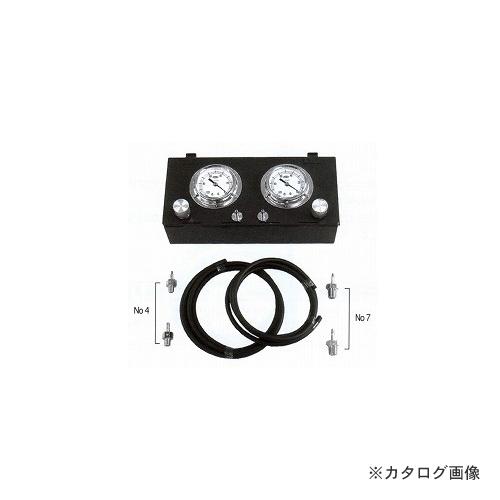 東洋テック NPA 2連式バキュームテスター(振幅調整機能付) VT-2