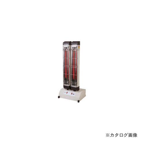 【暖房特集2019】【運賃見積り】【直送品】ナカトミ 遠赤外線電気ヒーター IFH-20TP