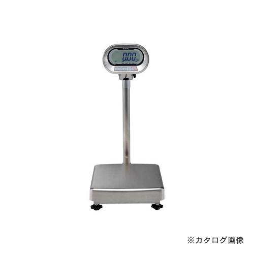 【直送品】クボタ KUBOTA デジタル台秤 防水タイプ 検定品 KL-IP-K150A