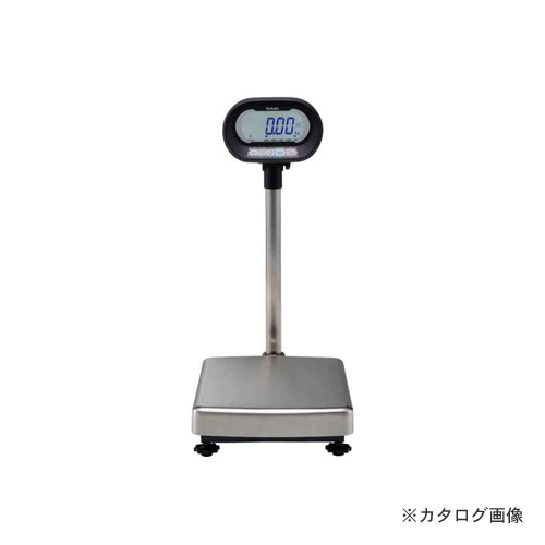 【直送品】クボタ KUBOTA デジタル台秤 スタンダードタイプ 非防水 検定品 KL-SD-K60A