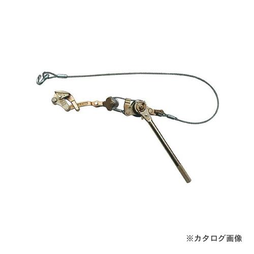 永木精機 ハルー軽量張線器 1500(5型) 外線用 20-7