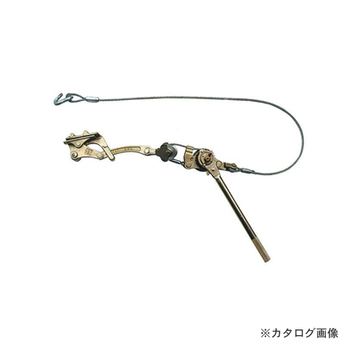 永木精機 ハルー軽量張線器 1500(5型) 大容量用 20-8