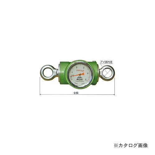 永木精機 テンションメーターA型(ダイヤル式) 3000kgf A-30