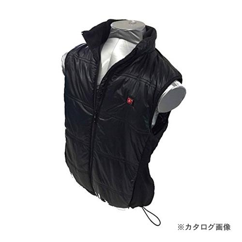 プロモート PROMOTE 速暖!ヒートベスト(黒)Mサイズ PHB-01M