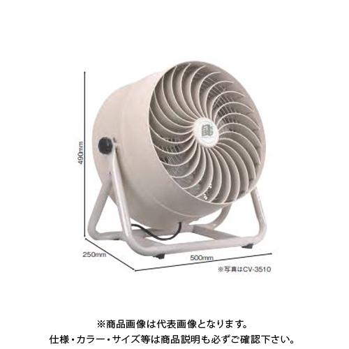【直送品】ナカトミ 循環送風機 風太郎(三相200V) CV-3530