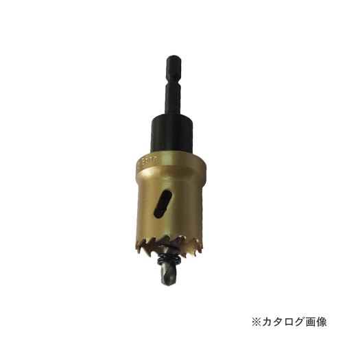 シャンク径:六角軸6.35mm ウイニングボア バイメタルカッター 刃先径φ25mm 待望 送料無料 BC-25