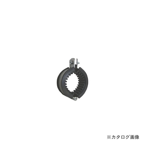 野島角清 PC管用 10t 防振吊バンド B・Nセット 125A ステンレス鋼 24入