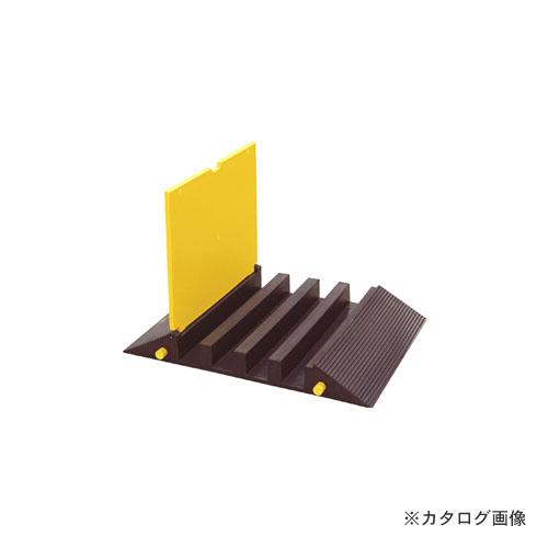 ワテレ WATTELEZ 60.17.23JN フロア配線用ガード 4本線 500X400M
