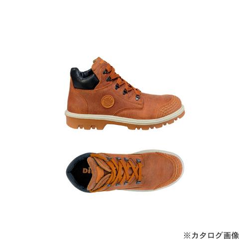 ダイケ DIKE 21021-403-39 作業靴ディガーブラウン26.0cm
