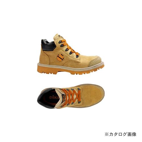 ダイケ DIKE 21021-709-39 作業靴ディガーベージュ26.0cm