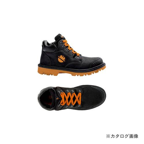 【12月10日はストアポイント5倍!】ダイケ DIKE 21021-300-38 作業靴ディガーブラック25.5cm