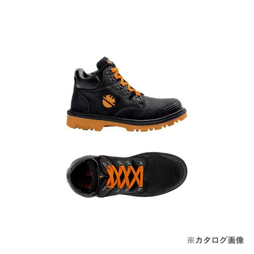 ダイケ DIKE 21021-300-39 作業靴ディガーブラック26.0cm