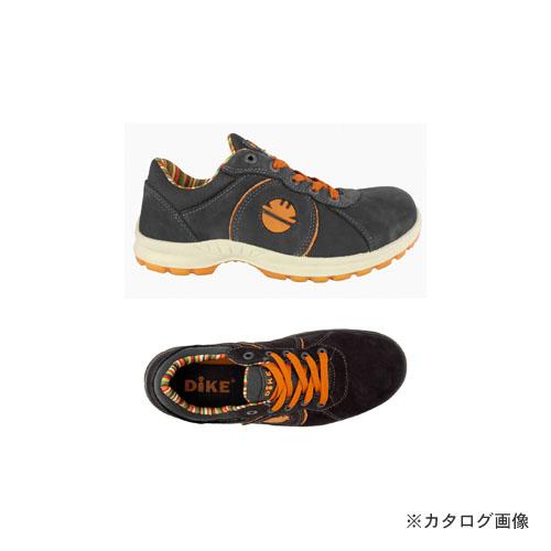 ダイケ DIKE 23711-300-39 作業靴アジリティブラック26.0cm