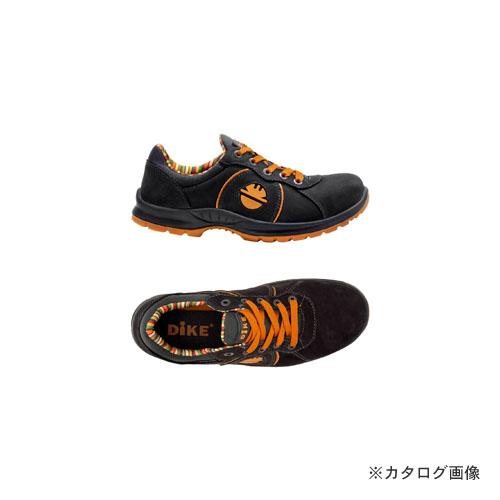 ダイケ DIKE 23711-300-41 作業靴アジリティブラック27.0cm