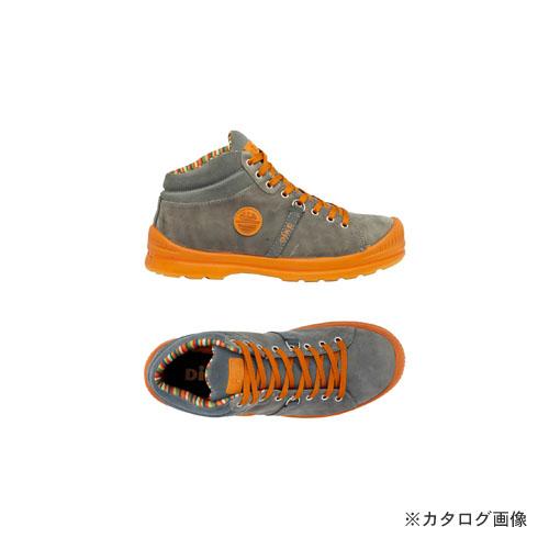 ダイケ DIKE 27021-205-38 作業靴サミットグレー25.5cm