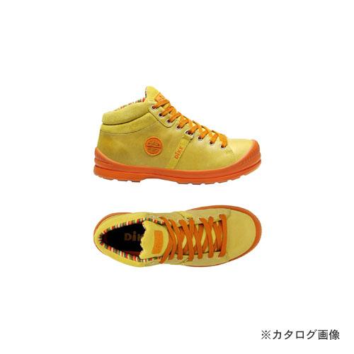 ダイケ DIKE 27021-501-38 作業靴サミットオリーブ25.5cm