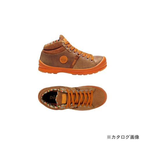 ダイケ DIKE 27021-191-39 作業靴サミットブラウン26.0cm