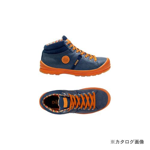 ダイケ DIKE 27021-193-41 作業靴サミットネイビー27.0cm