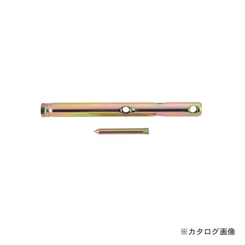 栗山百造 MKパイプホールダウン 10個 4寸角柱セット MK-PHD30