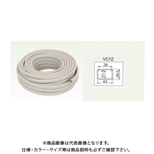 スマートホース用楕円CD管 50m巻 1巻VC12