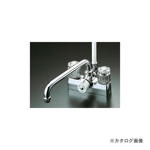 KVK KF205 デッキ止水2ハンドルシャワー